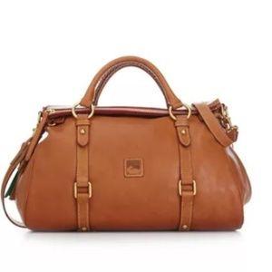 Dooney & Bourke Florentine Vaccheta Leather Satche